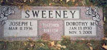 SWEENEY, DOROTHY M. - Pottawattamie County, Iowa | DOROTHY M. SWEENEY