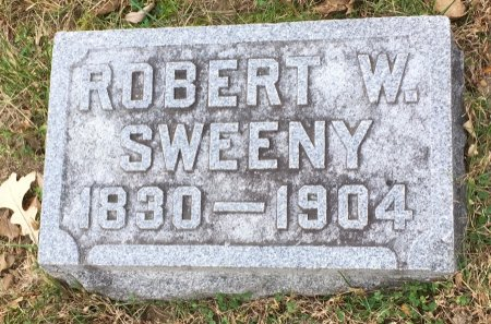 SWEENEY, ROBERT W - Pottawattamie County, Iowa   ROBERT W SWEENEY