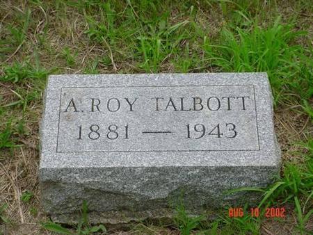 TALBOTT, A. ROY - Pottawattamie County, Iowa | A. ROY TALBOTT