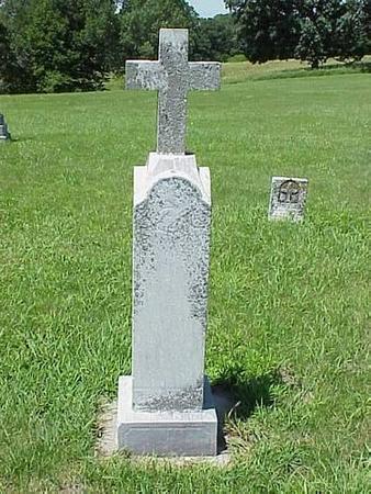 TAMISIEA, FRANCIS J.[HEADSTONE] - Pottawattamie County, Iowa | FRANCIS J.[HEADSTONE] TAMISIEA