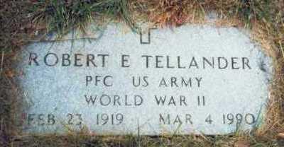 TELLANDER, ROBERT E. - Pottawattamie County, Iowa | ROBERT E. TELLANDER