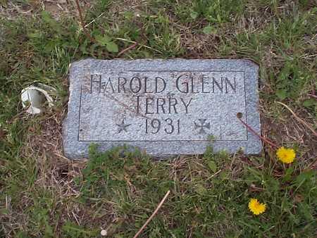 TERRY, HAROLD GLENN - Pottawattamie County, Iowa | HAROLD GLENN TERRY