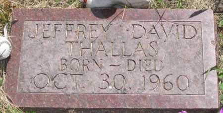 THALLAS, JEFFERY DAVID - Pottawattamie County, Iowa | JEFFERY DAVID THALLAS
