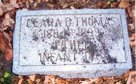THOMAS, ETHEL - Pottawattamie County, Iowa | ETHEL THOMAS