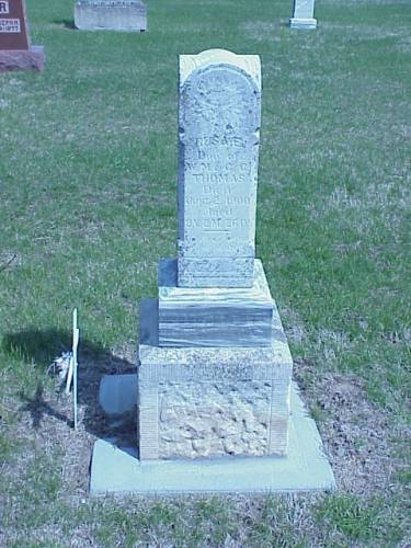 THOMAS, ROSA E. - Pottawattamie County, Iowa | ROSA E. THOMAS