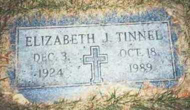 TINNEL, ELIZABETH J. - Pottawattamie County, Iowa | ELIZABETH J. TINNEL
