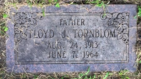 TORNBLOM, FLOYD J - Pottawattamie County, Iowa | FLOYD J TORNBLOM