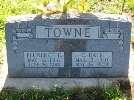 TOWNE, FLORENCE E. - Pottawattamie County, Iowa | FLORENCE E. TOWNE