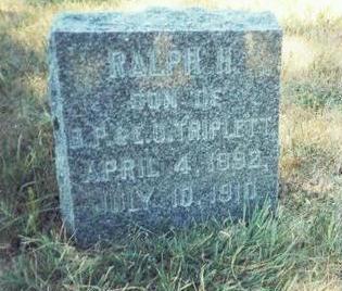 TRIPLETT, RALPH H. - Pottawattamie County, Iowa | RALPH H. TRIPLETT