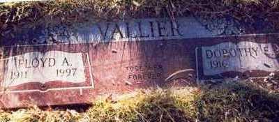 VALLIER, FLOYD A. - Pottawattamie County, Iowa   FLOYD A. VALLIER