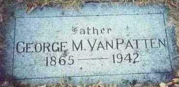 VANPATTEN, GEORGE M. - Pottawattamie County, Iowa | GEORGE M. VANPATTEN
