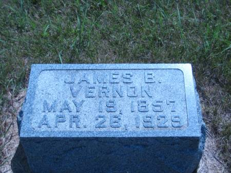 VERNON, JAMES B. - Pottawattamie County, Iowa | JAMES B. VERNON