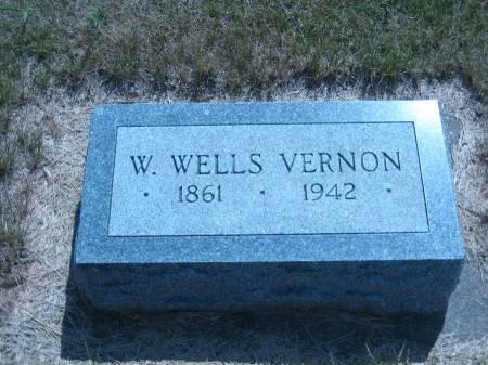 VERNON, W. WELLS - Pottawattamie County, Iowa | W. WELLS VERNON
