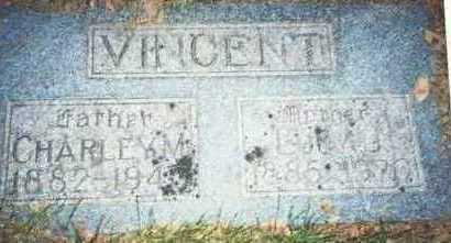 VINCENT, LUCY JANE - Pottawattamie County, Iowa | LUCY JANE VINCENT
