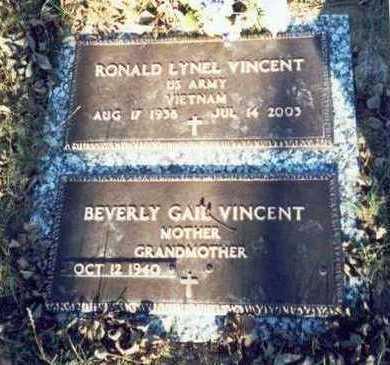 VINCENT, RONALD LYNEL - Pottawattamie County, Iowa | RONALD LYNEL VINCENT