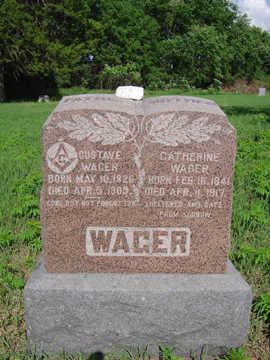 WAGER, CATHERINE - Pottawattamie County, Iowa | CATHERINE WAGER