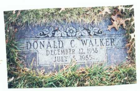 WALKER, DONALD C. - Pottawattamie County, Iowa | DONALD C. WALKER