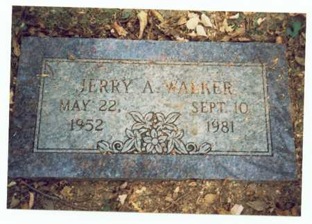 WALKER, JERRY A. - Pottawattamie County, Iowa | JERRY A. WALKER