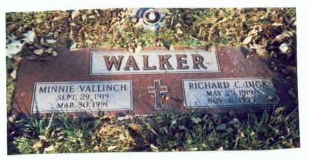 WALKER, RICHARD C. - Pottawattamie County, Iowa | RICHARD C. WALKER