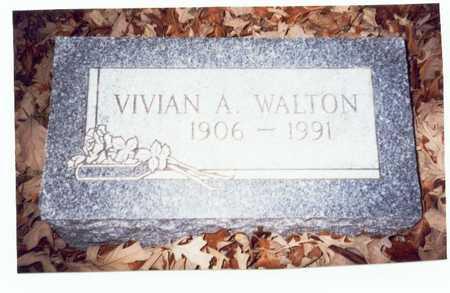WALTON, VIVIAN A. - Pottawattamie County, Iowa | VIVIAN A. WALTON