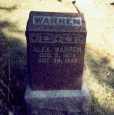 WARREN, ALEXANDER - Pottawattamie County, Iowa | ALEXANDER WARREN
