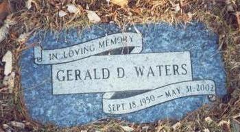WATERS, GERALD D - Pottawattamie County, Iowa | GERALD D WATERS