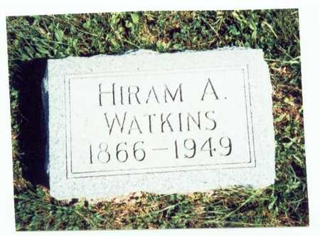 WATKINS, HIRAM A. - Pottawattamie County, Iowa | HIRAM A. WATKINS
