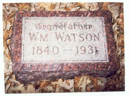 WATSON, WILLIAM - Pottawattamie County, Iowa | WILLIAM WATSON