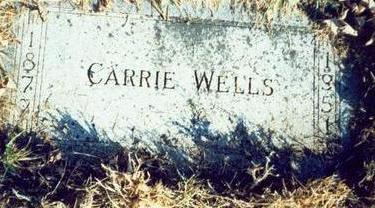 WELLS, CARRIE - Pottawattamie County, Iowa | CARRIE WELLS