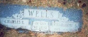 WELLS, CHARLOTTE S. - Pottawattamie County, Iowa | CHARLOTTE S. WELLS