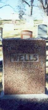 WELLS, WILLIAM ALBERT - Pottawattamie County, Iowa | WILLIAM ALBERT WELLS