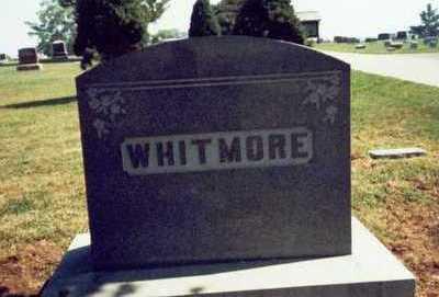 WHITMORE, MARKER - Pottawattamie County, Iowa | MARKER WHITMORE