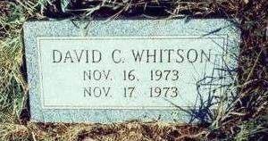 WHITSON, DAVID CHAMBER - Pottawattamie County, Iowa | DAVID CHAMBER WHITSON