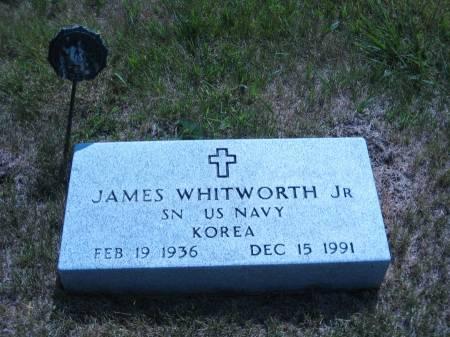 WHITWORTH, JAMES JR. - Pottawattamie County, Iowa   JAMES JR. WHITWORTH