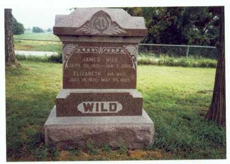WILD, ELIZABETH - Pottawattamie County, Iowa | ELIZABETH WILD