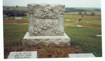 WILD, MARKER 2 - Pottawattamie County, Iowa | MARKER 2 WILD
