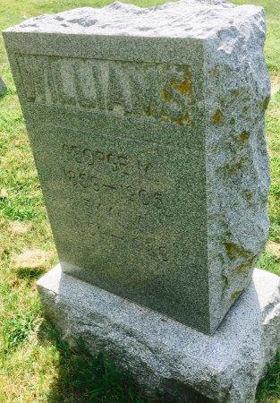 WILLIAMS, FAMILY MONUMENT - Pottawattamie County, Iowa | FAMILY MONUMENT WILLIAMS