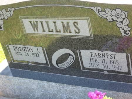 WILLMS, DOROTHY J. - Pottawattamie County, Iowa | DOROTHY J. WILLMS