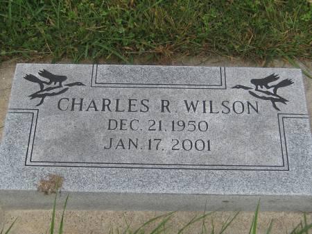 WILSON, CHARLES - Pottawattamie County, Iowa | CHARLES WILSON