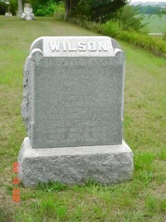 WILSON, FRANCES S. - Pottawattamie County, Iowa | FRANCES S. WILSON