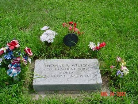 WILSON, THOMAS R. - Pottawattamie County, Iowa | THOMAS R. WILSON