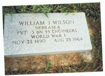 WILSON, WILLIAM J. - Pottawattamie County, Iowa | WILLIAM J. WILSON