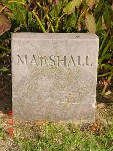 WINEGAR, MARSHALL STONE - Pottawattamie County, Iowa | MARSHALL STONE WINEGAR