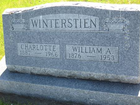 WINTERSTIEN, WILLIAM A. - Pottawattamie County, Iowa | WILLIAM A. WINTERSTIEN