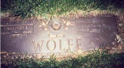 WOLFE, CLINTON - Pottawattamie County, Iowa | CLINTON WOLFE
