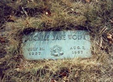 WOLFE, MICHELE JANE - Pottawattamie County, Iowa | MICHELE JANE WOLFE