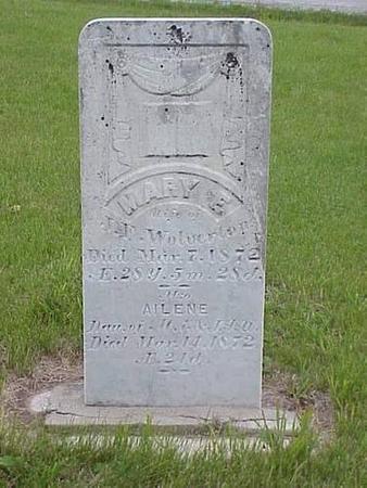 WOLVERTON, AILENE & MARY E. - Pottawattamie County, Iowa | AILENE & MARY E. WOLVERTON