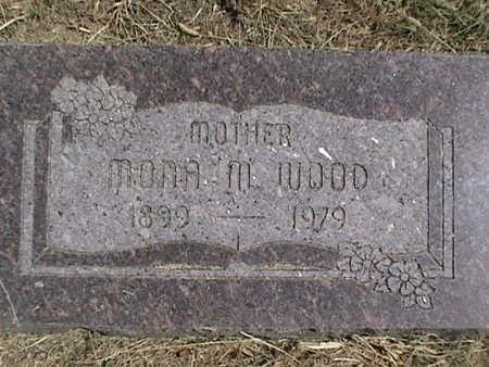 POPE WOOD / TOTTEN, MONA MIE - Pottawattamie County, Iowa | MONA MIE POPE WOOD / TOTTEN