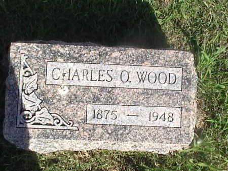 WOOD, CHARLES ORIN - Pottawattamie County, Iowa   CHARLES ORIN WOOD