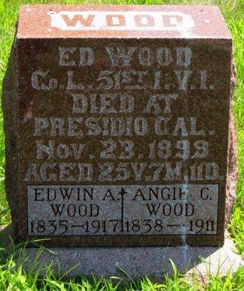 WOOD, ANGIE C. - Pottawattamie County, Iowa | ANGIE C. WOOD